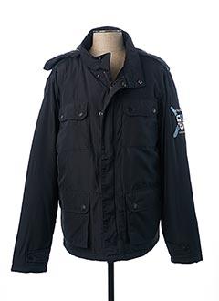 Veste casual bleu RUCKFIELD pour homme