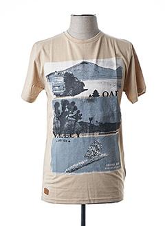 Produit-T-shirts-Homme-OAKS VALLEY
