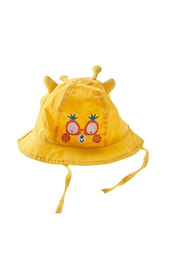 Chapeau jaune TUC TUC pour fille
