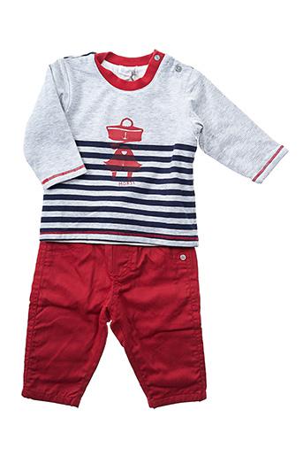 Top/pantalon rouge ABSORBA pour garçon
