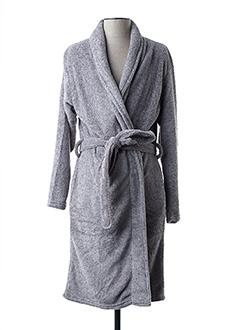 Robe de chambre gris GUASCH pour homme
