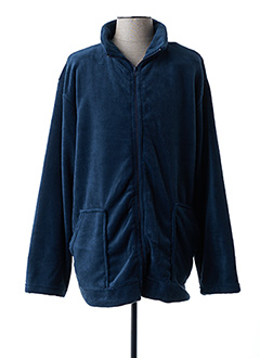 Veste casual bleu GUASCH pour homme