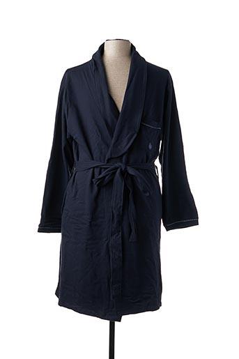 Robe de chambre bleu GUASCH pour homme