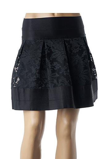 Jupe courte noir CHOKLATE pour femme