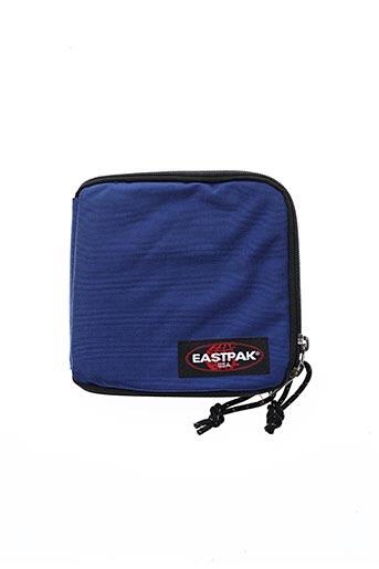 Pochette bleu EASTPAK pour homme