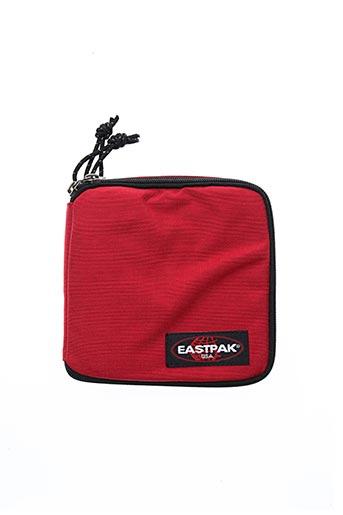 Pochette rouge EASTPAK pour homme