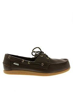 Chaussures bâteau marron SEBAGO pour homme