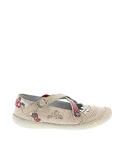 Ballerines beige CHIPIE pour fille