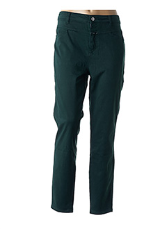Pantalon casual vert CLOSED pour femme