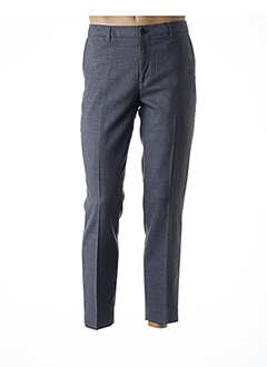 Pantalon chic gris SCOTCH & SODA pour homme