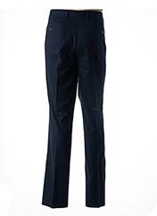Pantalon chic bleu JEAN-LOUIS SCHERRER pour homme seconde vue