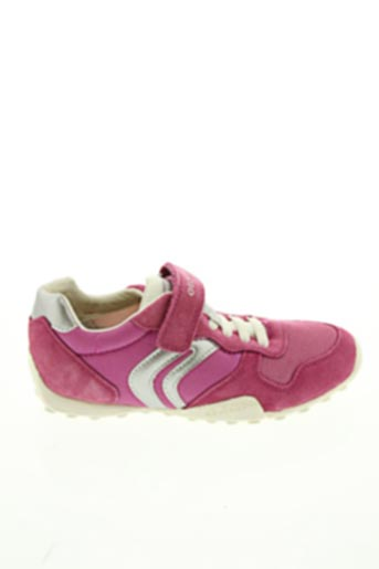 Baskets rose GEOX pour fille