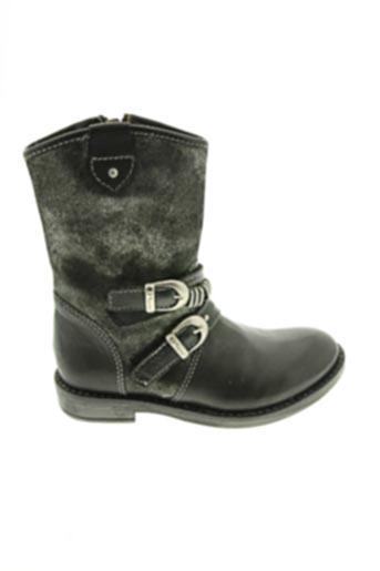Bottines/Boots noir NOËL pour fille