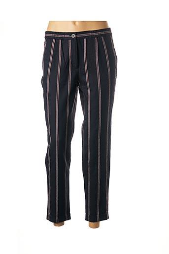 Pantalon 7/8 bleu ESPRIT pour femme