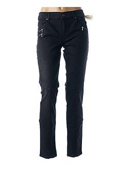 Pantalon casual noir HUGO BOSS pour femme