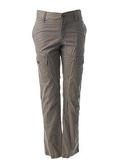 Pantalon casual gris 3 POMMES pour fille