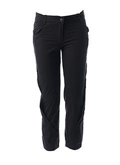 Pantalon casual noir 3 POMMES pour fille