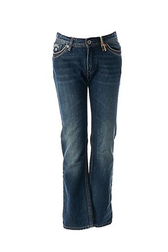 Jeans coupe droite bleu KAPORAL pour fille