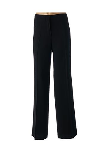Pantalon chic noir ANNE FONTAINE pour femme