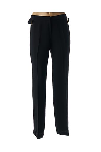 Pantalon casual noir CARA LOTTI pour femme