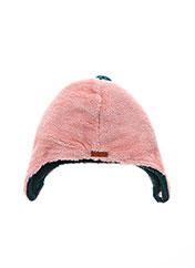 Bonnet rose BOBOLI pour fille seconde vue