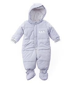 Combi-pantalon bleu BABY BOL pour fille
