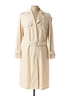 Imperméable/Trench beige HAVREY pour femme