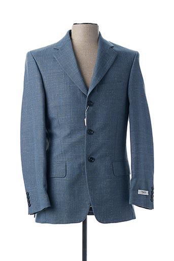 Veste chic / Blazer bleu CANALETTO pour homme