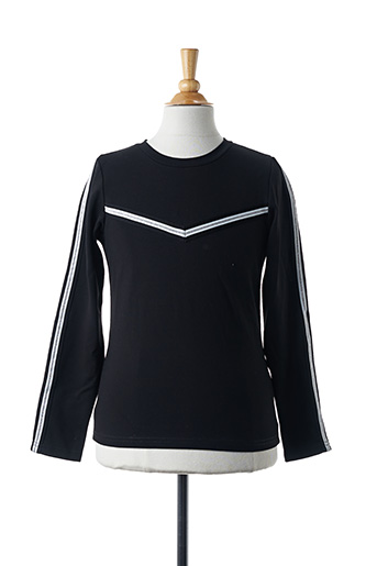 Sweat-shirt noir NAME IT pour fille