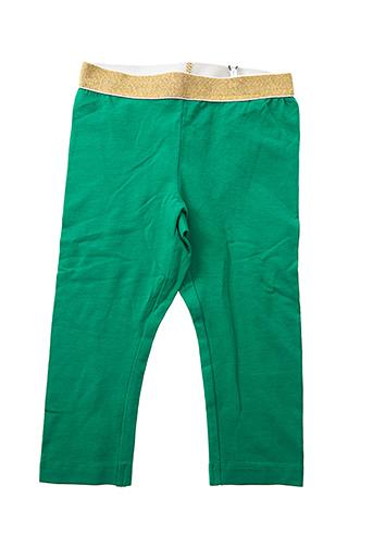 Legging vert NAME IT pour fille