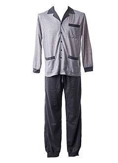Pyjama gris BANDE ORIGINALE pour homme