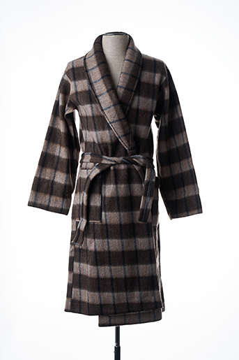 Robe de chambre marron PRIVILEGE pour homme