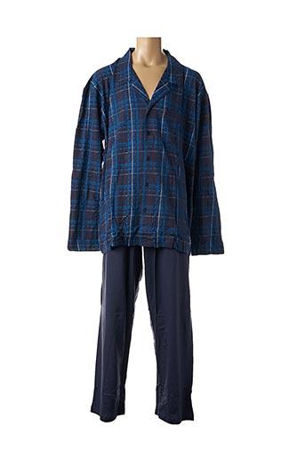 Pyjama bleu CECEBA pour homme
