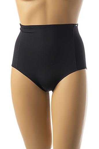 Culotte gainante noir AVET pour femme