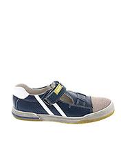 Sandales/Nu pieds bleu BOPY pour garçon seconde vue