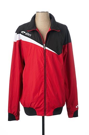 Veste casual rouge ELDERA pour homme