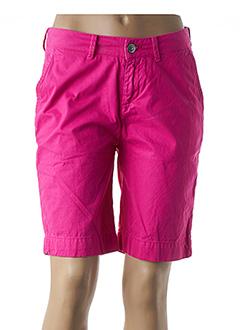 Produit-Shorts / Bermudas-Femme-LITTLE MARCEL