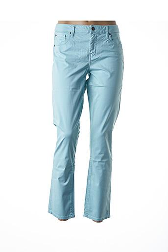 Pantalon casual bleu LEE COOPER pour femme