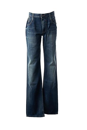 Jeans coupe droite bleu TEDDY SMITH pour garçon