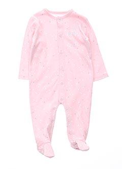 Pyjama rose LOSAN pour fille