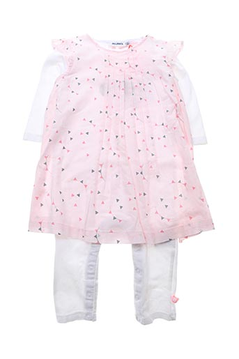 Top/robe rose NOUKIE'S pour fille