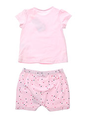 Top/short rose NOUKIE'S pour fille seconde vue