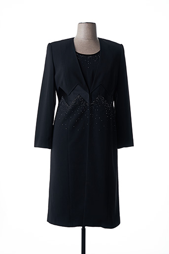 Veste/robe noir ASABLE pour femme
