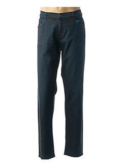 Jeans coupe slim bleu TRUSSARDI JEANS pour homme