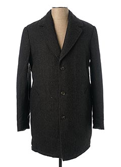 Manteau court gris PEPE JEANS pour homme