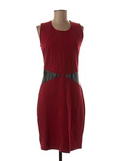 Robe mi-longue rouge NANA BAILA pour femme