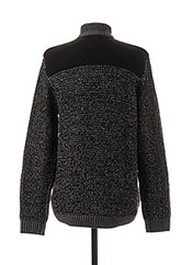 Pull col cheminée gris ONLY&SONS pour homme seconde vue