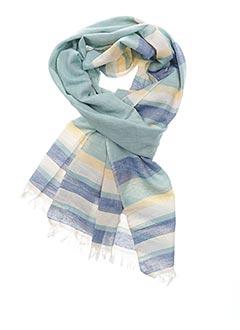 Foulard bleu LEE pour femme