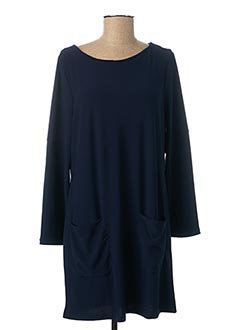 Robe pull bleu GAOS pour femme