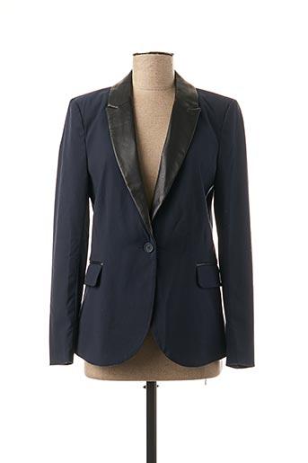 Veste chic / Blazer bleu VERO MODA pour femme